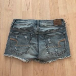 American Eagle Outfitters Shorts - American Eagle ripped jean shorts!